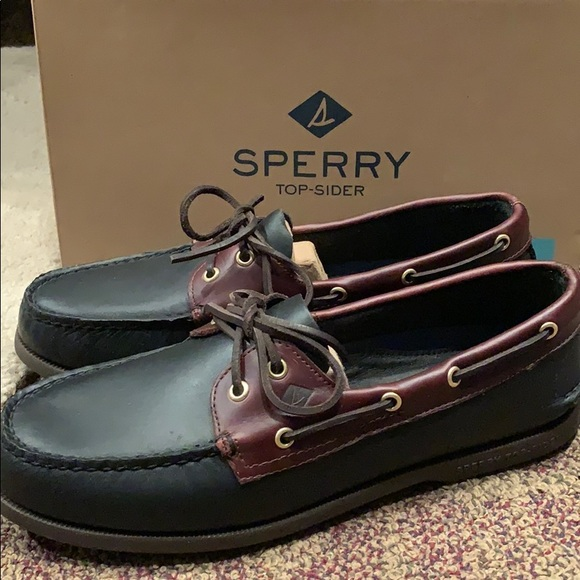 Sperry Shoes   Brand New Sperrys Black